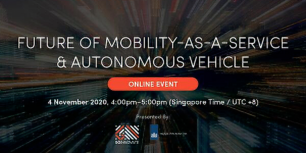 Future of Mobility-as-a-Service and Autonomous Vehicle