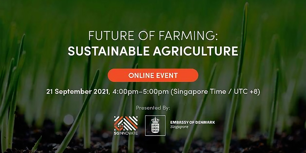 Future of Farming: Sustainable Agriculture