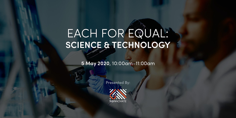 Each for Equal: Science and Technology