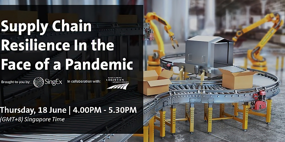 Supply Chain Resilience In The Face of a Pandemic