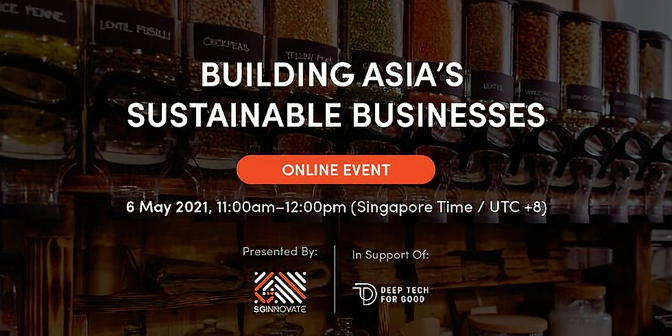 Building Asia's Sustainable Business
