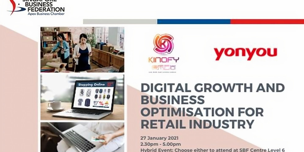 Digital Growth and Business Optimisation for Retail Industry