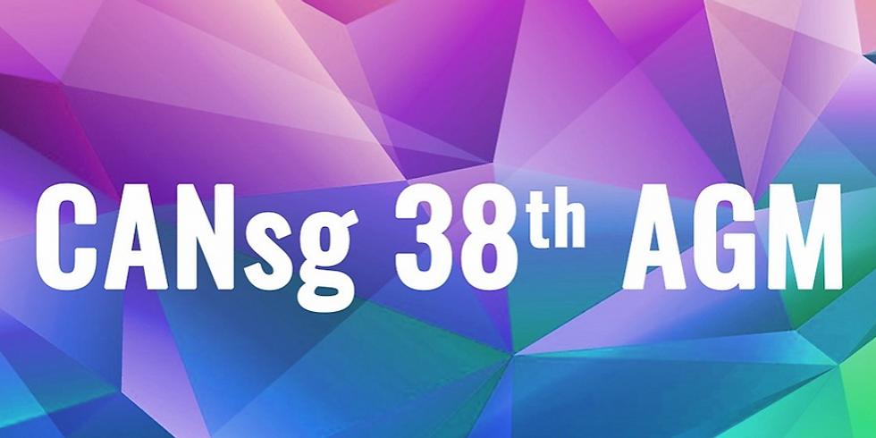 CANsg 38th AGM