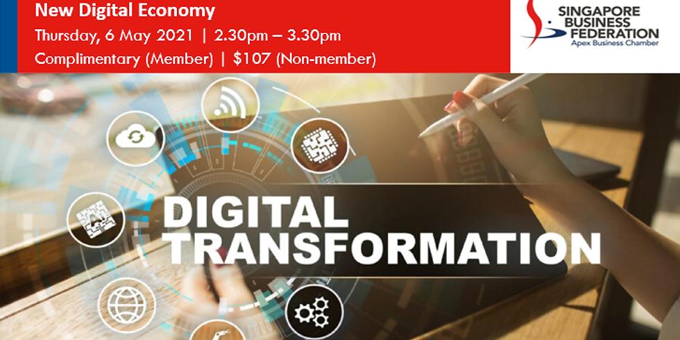 Accelerate Biz Digitalisation in the New Digital Economy