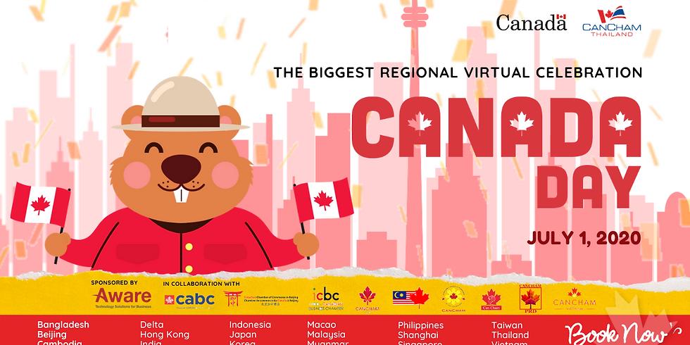 Regional Virtual Canada Day 2020