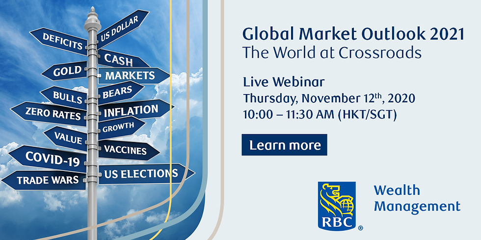 Global Market Outlook 2021, The World at Crossroads