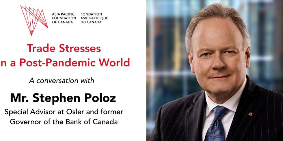 Trade Stresses Post-Pandemic World