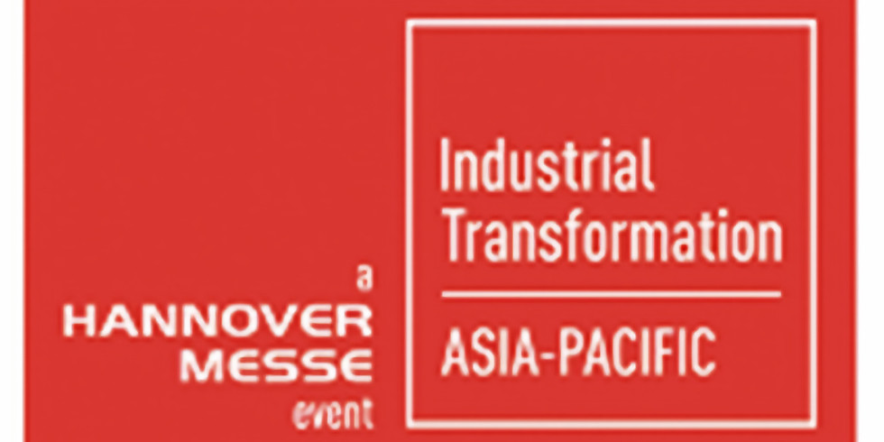 Industrial Transformation ASIA PACIFIC 2019