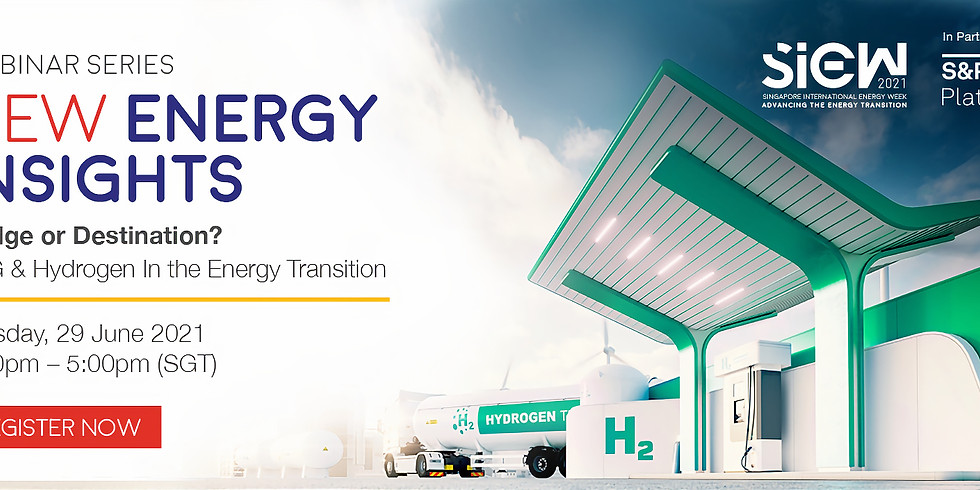 Bridge or Destination? LNG & Hydrogen In the Energy Transition