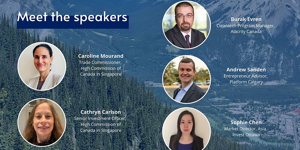 Think Canada! A Conversation on Cleantech Innovation