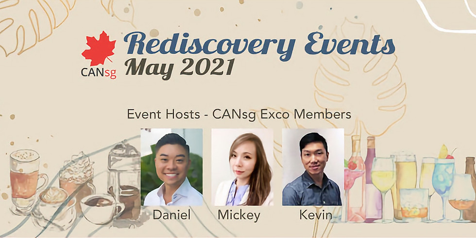 CANsg: Rediscovery Events May 2021