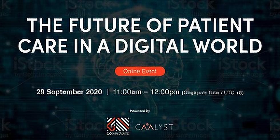 The Future of Patient Care in a Digital World