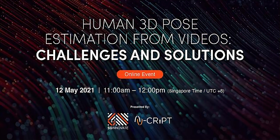 Human 3D Pose Estimation From Videos: Challenges and Solutions