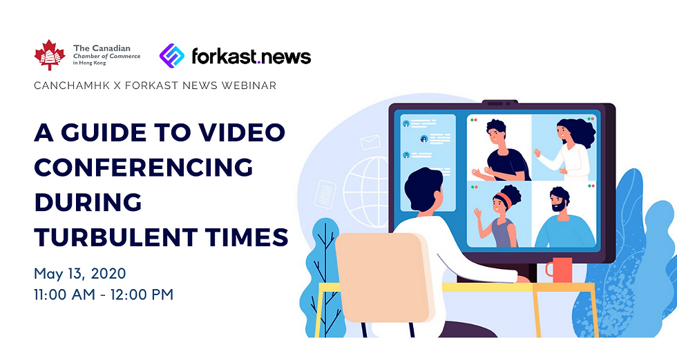 A Guide to Video Conferencing During Turbulent Times