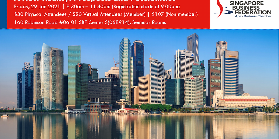 (Hybrid)Seminar on Business Outlook 2021 – A New Reality: Prospects and Possibilities