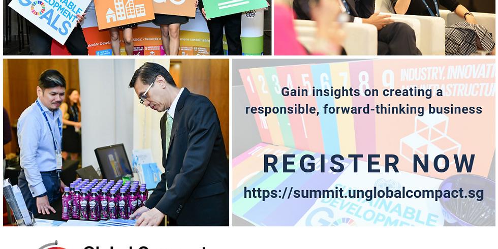 GCNS Summit & Singapore Apex Corporate Sustainability Awards Gala Dinner