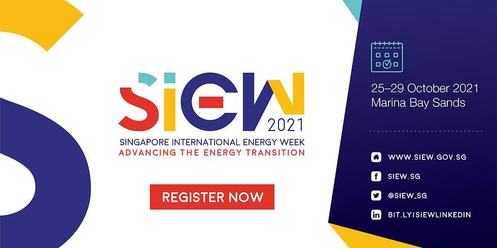 Singapore International Energy Week 2021