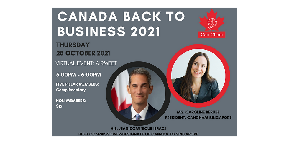 Canada Back to Business 2021