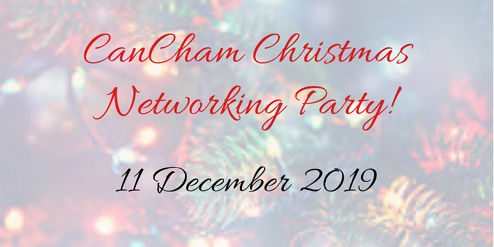CanCham Christmas Networking Party!