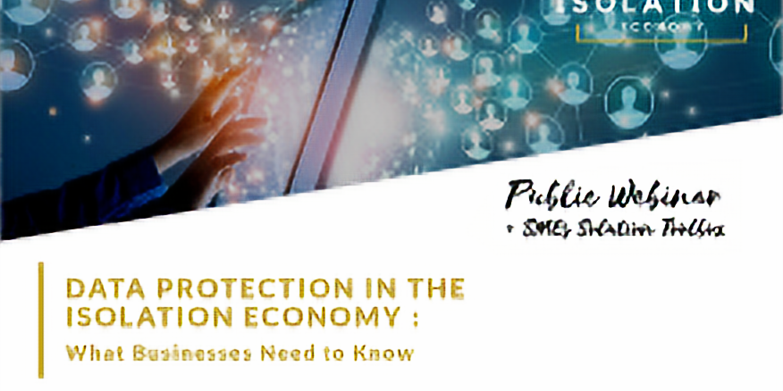 Data Protection in the Isolation Economy: What Businesses Need to Know