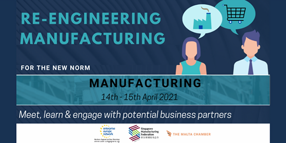 Re-Engineering Manufacturing for the New Norm