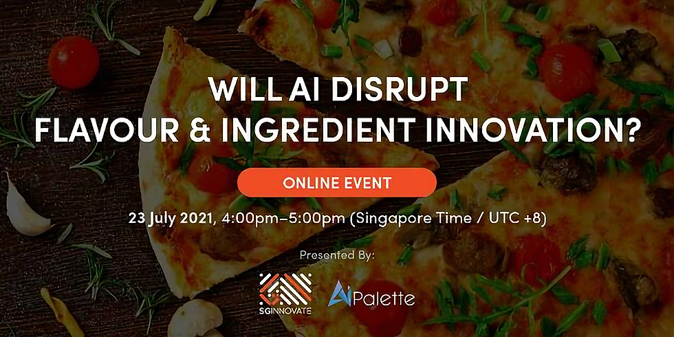 Will AI Disrupt Flavour & Ingredient Innovation?