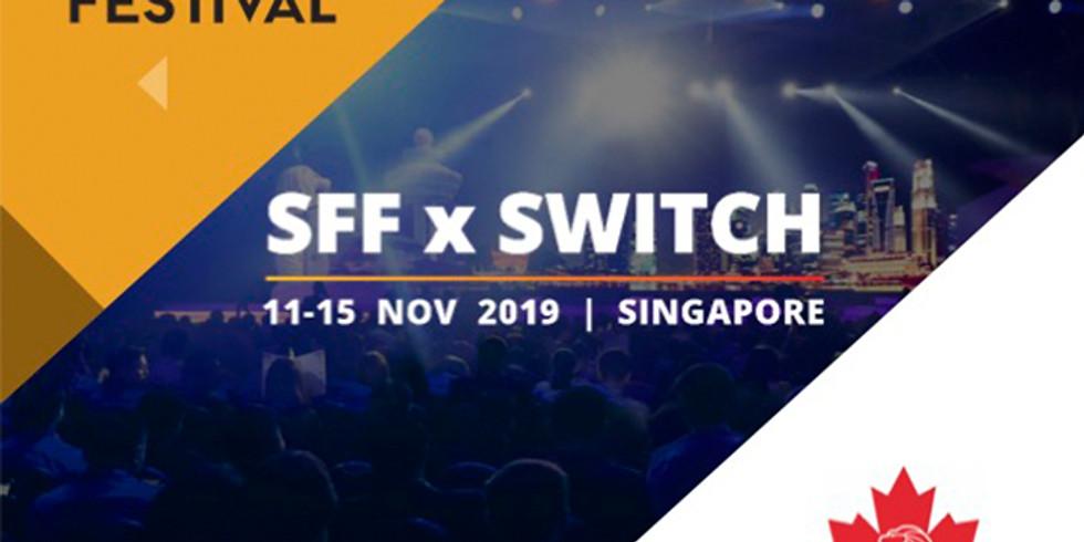 Singapore FinTech Festival x SWITCH