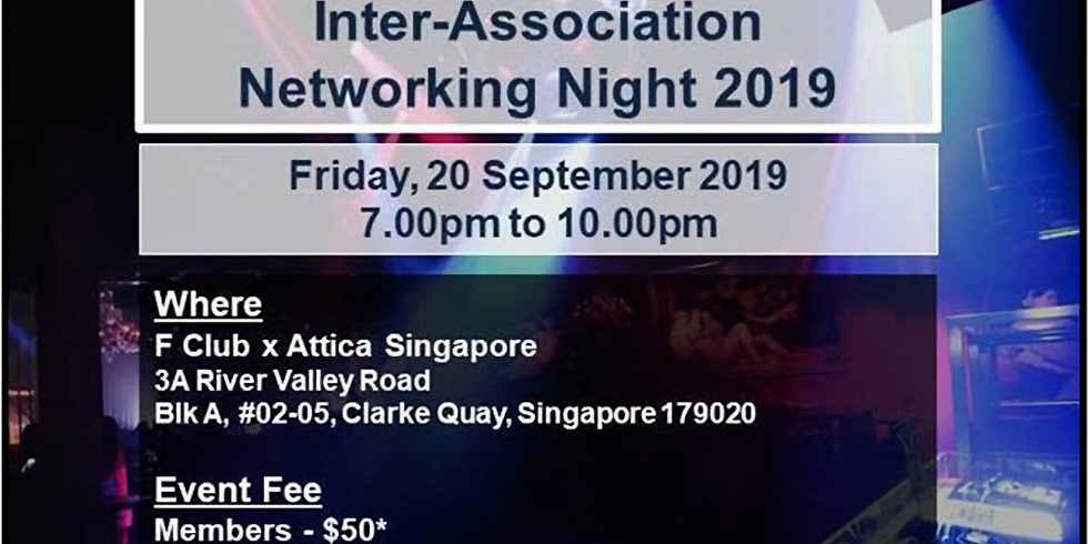 Inter-Association Networking Night 2019
