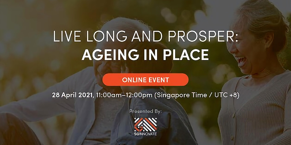 Live Long and Prosper: Ageing in Place