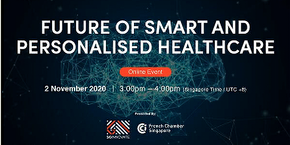 Future of Smart and Personalised Healthcare