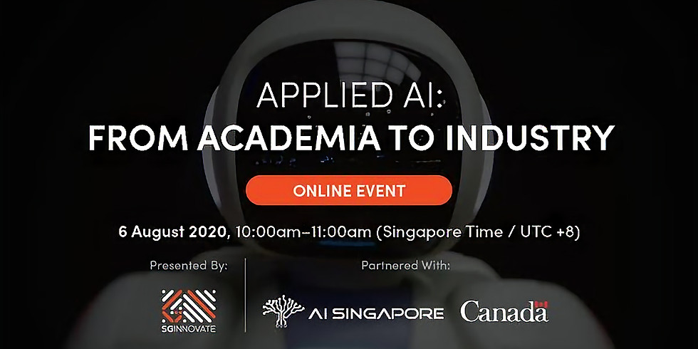 Applied AI - From Academia to Industry