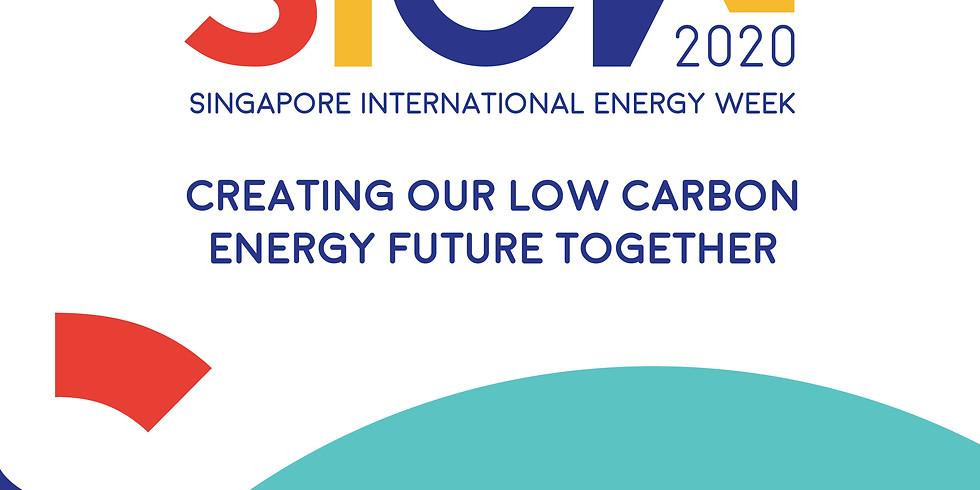 Singapore International Energy Week (SIEW) 2020