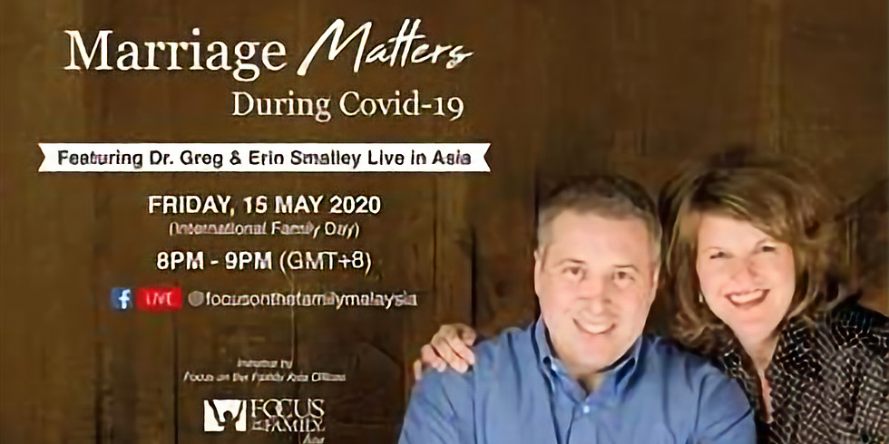Helping marriages thrive during COVID-19