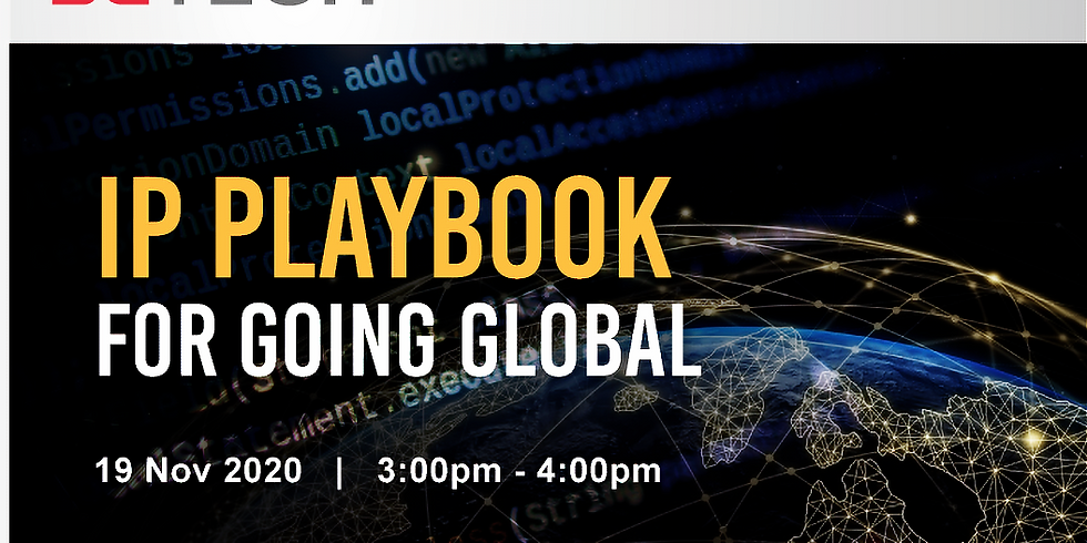 IP Playbook for Going Global