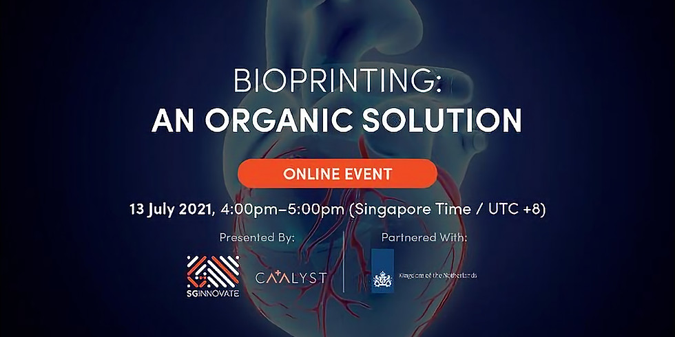 Bioprinting: An Organic Solution