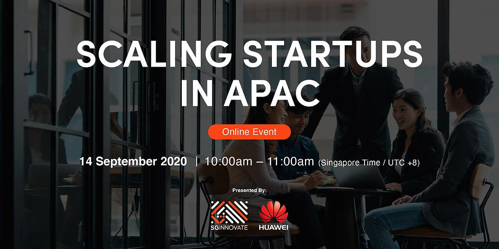 Share this with your network!  Scaling Startups in APAC
