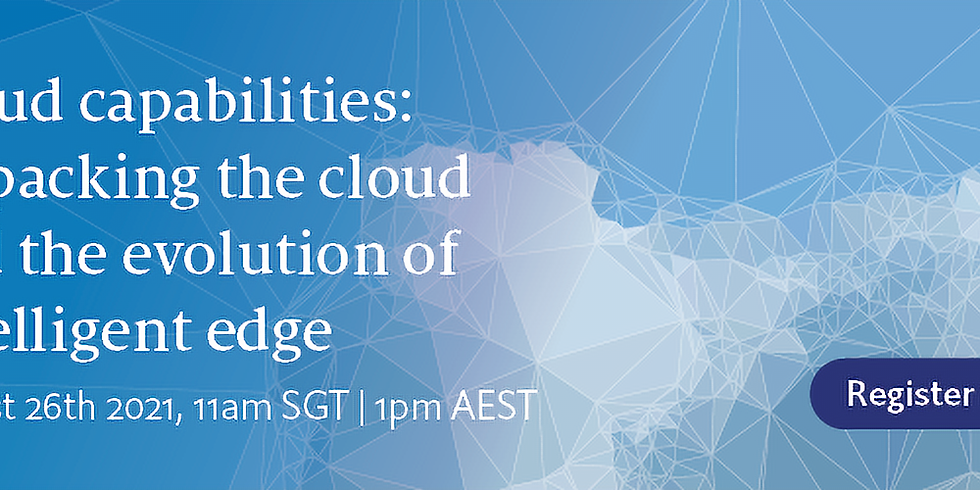 Cloud capabilities: Unpacking the cloud and the evolution of intelligent edge