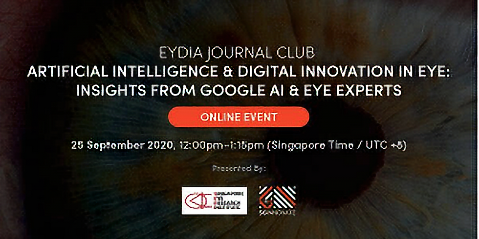 Artificial Intelligence and Digital Innovation in Eye: Insights from Google AI and Eye Experts