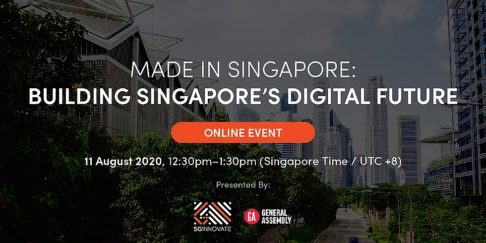 Made in Singapore - Building Singapore's Digital Future