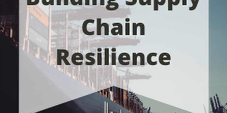 Building Supply Chain Resilience