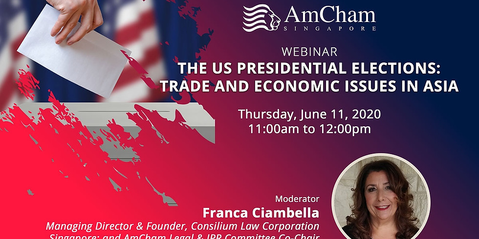 The US Presidential Elections: Trade and Economic Issues in Asia