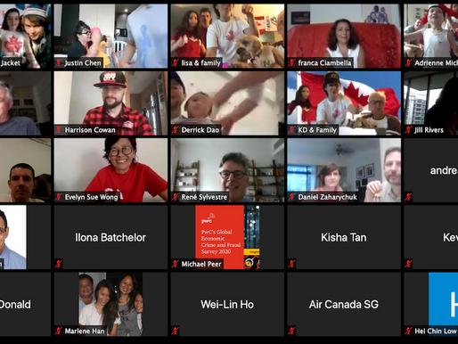 Virtual Canada Day 2020!
