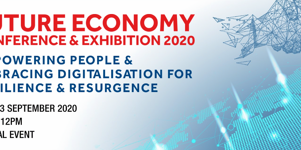 Empowering People & Embracing Digitalisation for Resilience & Resurgence