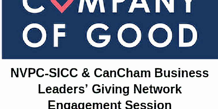 NVPC-SICC & CanCham Business Leaders' Giving Network Engagement Session