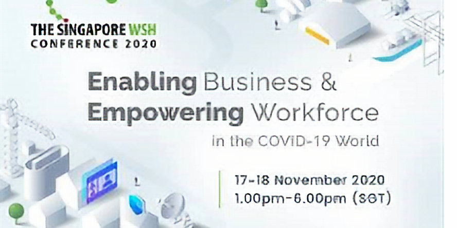 The Singapore Workplace Safety and Health (WSH) Conference