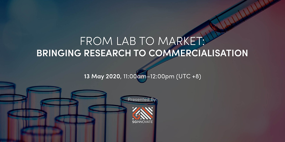From Lab to Market – Bringing Research to Commercialisation