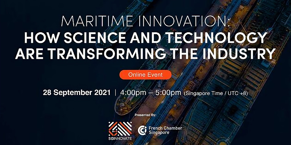 Maritime Innovation: How Science and Technology Are Transforming the Industry