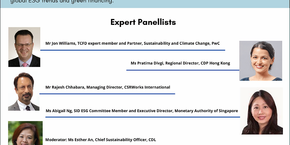 The Future of Sustainability Reporting