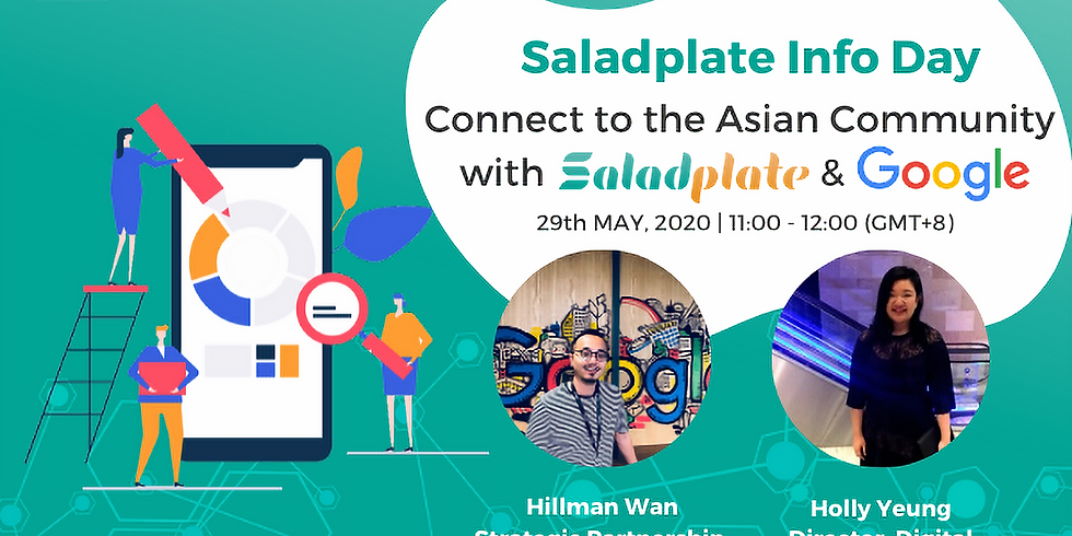 Saladplate Info Day