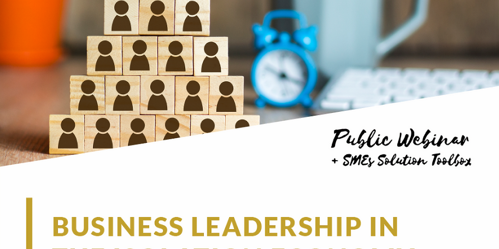 Webinar on Business Leadership During a Crisis